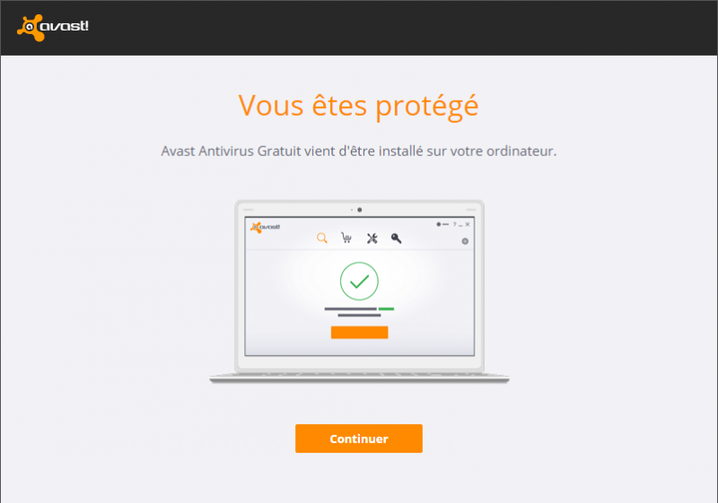 test de avast antivirus gratuit cooriny. Black Bedroom Furniture Sets. Home Design Ideas
