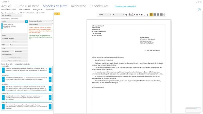 sample cover letter  exemple de lettre de motivation quand on a pas d u0026 39 experience