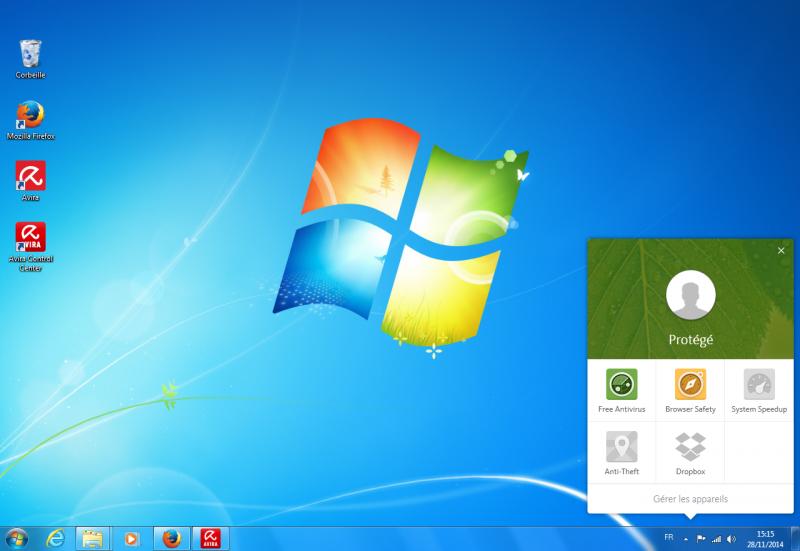 windows 10 1803 probleme avira