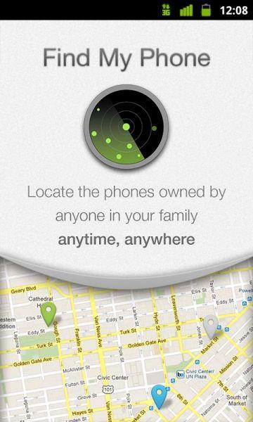 comment localiser le telephone d'une personne