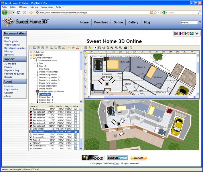 changez votre déco d'intérieur avec ces logiciels d'architecture - Logiciel D Architecture D Interieur Gratuit