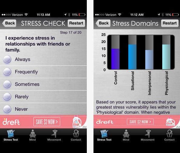 6 applications pour g rer son stress au quotidien. Black Bedroom Furniture Sets. Home Design Ideas