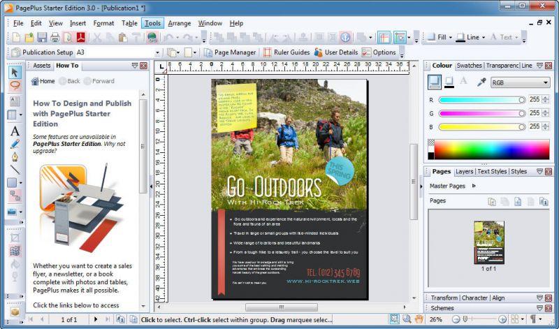 7 logiciels de pao pour mettre en page vos documents