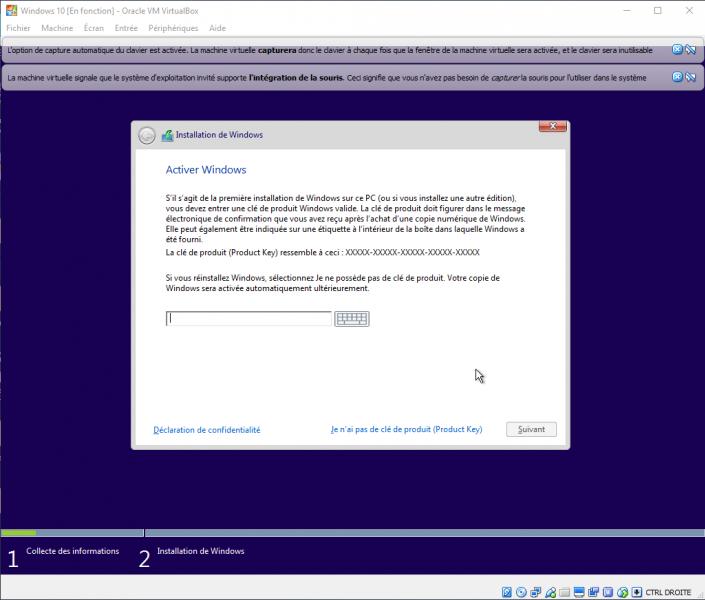 copie fichier windows 10