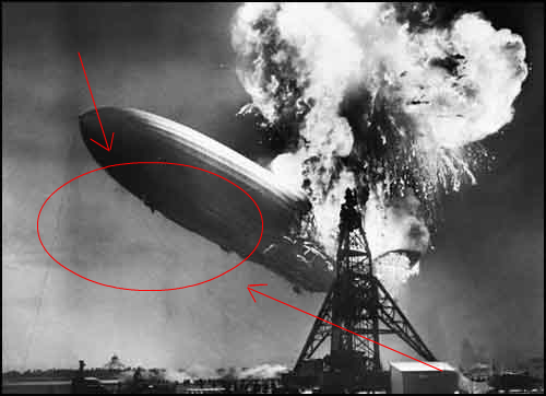 Hindenburg is a conspiracy
