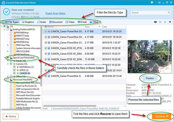 easeus_data_recovery_wizard_free_interface_logiciel