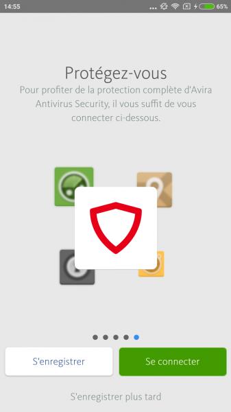 avira antivirus android test