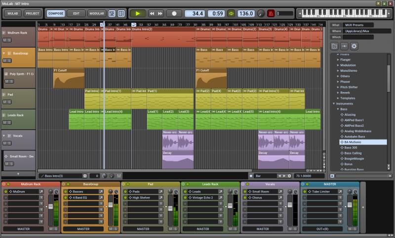 Les meilleurs logiciels de musique gratuits - Logiciel pour couper musique mp3 gratuit ...
