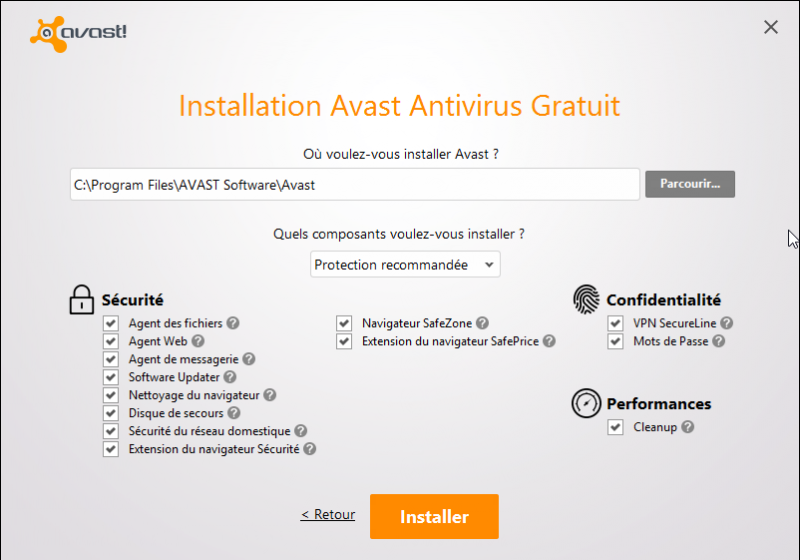 avast safezone browser update