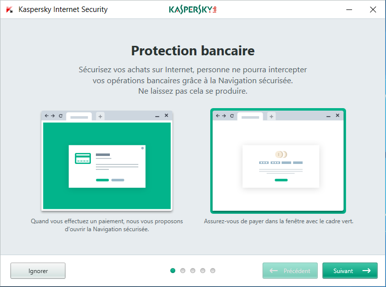 Antivirus Test: Kaspersky Internet Security 2018