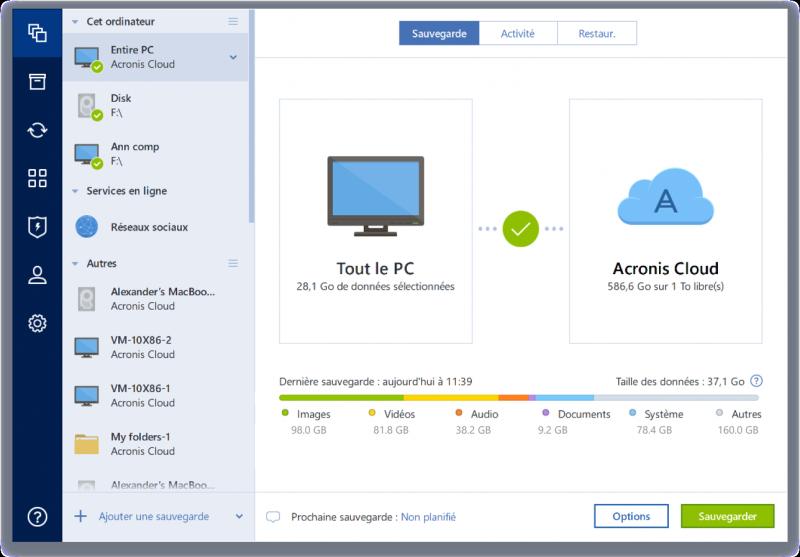 acronis true image 2018 test download