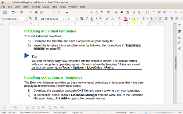 Free alternatives to Microsoft Office