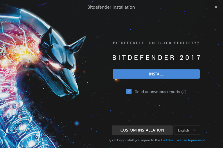 Bitdefender Total Security 2018 Bêta
