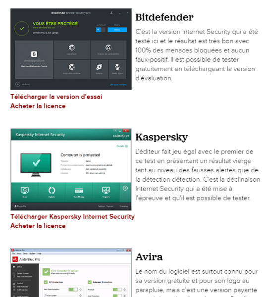 avira internet security 2013 clubic
