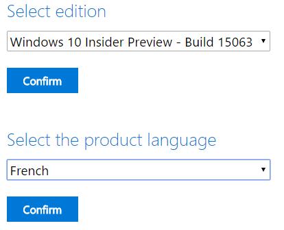 créer un iso windows 10