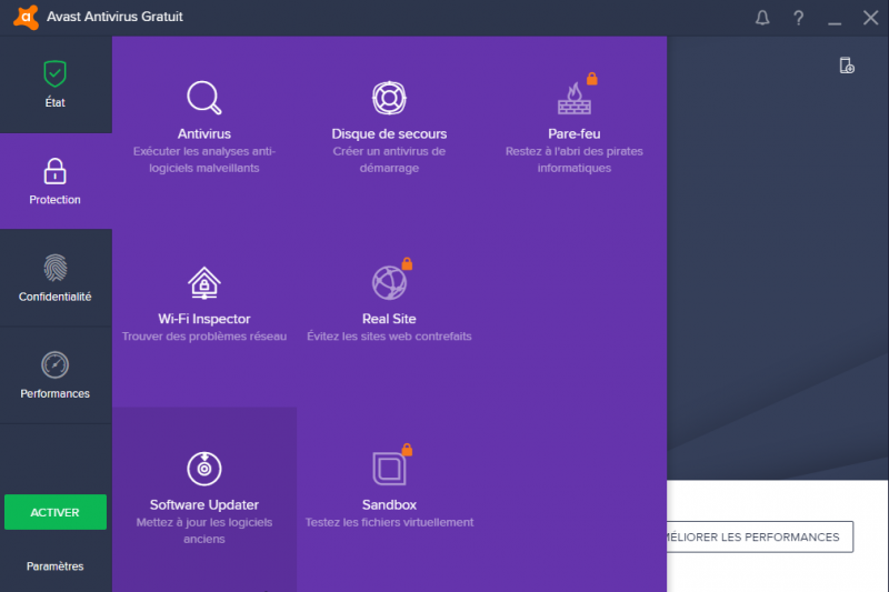 Avast Software Updater
