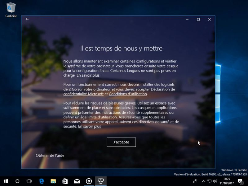 Pilote AMD Radeon 17.40 pour Windows 10 Fall Creators Update
