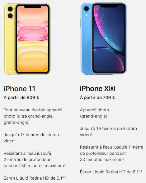 IPhone 11, new iPad, Apple TV+     The summary of Apple's