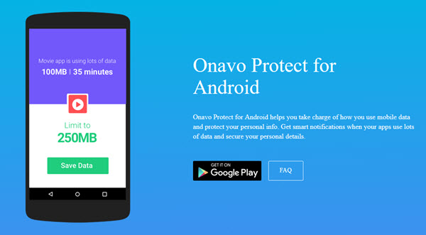 Onavo Android