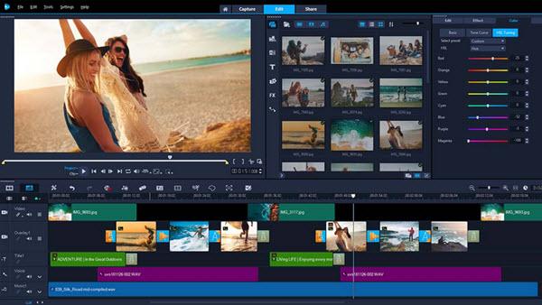 VIDEOSTUDIO 2019 : FAIRE DES MONTAGES VIDÉO N'A JAMAIS ÉTÉ AUSSI FACILE ! VideoStudio%202019-screen