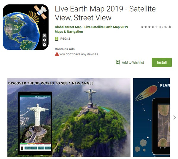 ESET discovers fake GPS applications that add ads to Google Maps