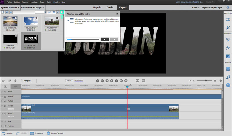 TEST D'ADOBE PREMIERE ELEMENTS 2020 : LE MONTAGE VIDÉO ACCESSIBLE Guide