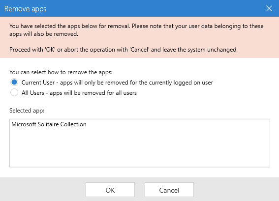 OUI, ON PEUT DÉSINSTALLER FACILEMENT LES APPLICATIONS CACHÉES DE WINDOWS 10 Remove%20Appbuster