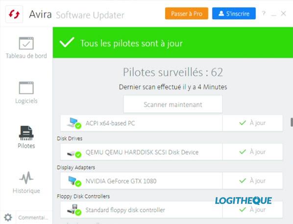 Free antivirus test 2019 : Avira Free Security Suite