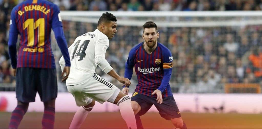 Messi Vs Casemiro