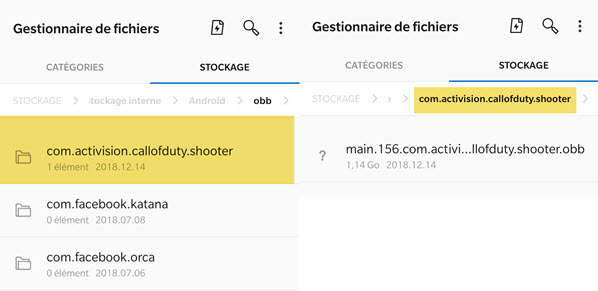 Comment installer Call of Duty® Mobile sur Android ?
