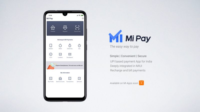 Download Mi Pay Android | Site