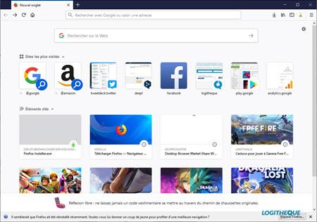 Download Mozilla Firefox 68 0 for Windows | Logiciel Libre