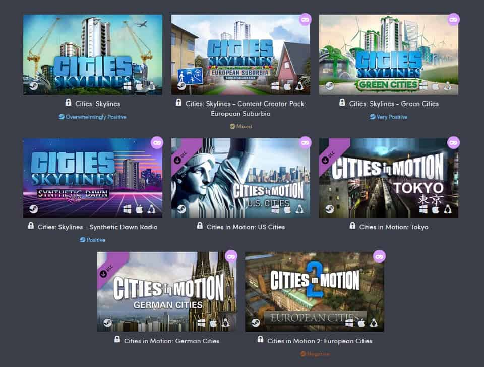 Humble Bundle Prison architect cities