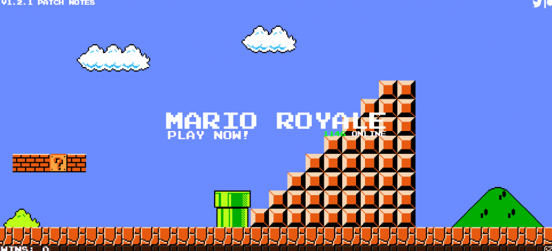 Mario Royale: Is there any malware hidden in the free game inspired