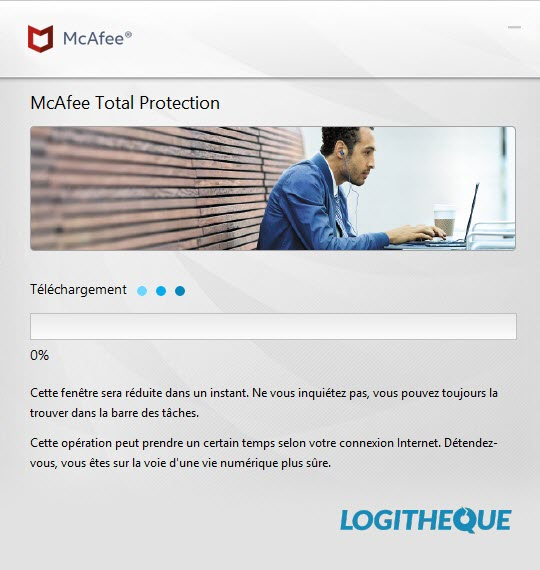 Antivirus test: McAfee Total Protection 2019