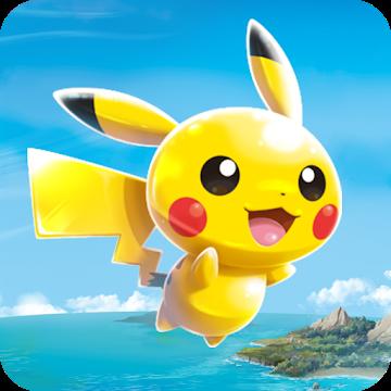 Pikachu Rumble rush