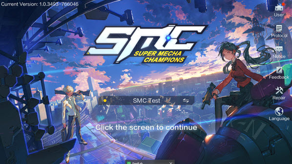 Super Mecha Champions APK