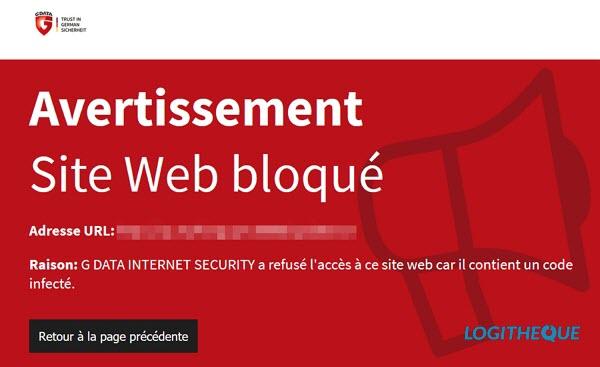 Antivirus test: G DATA Internet Security 2019