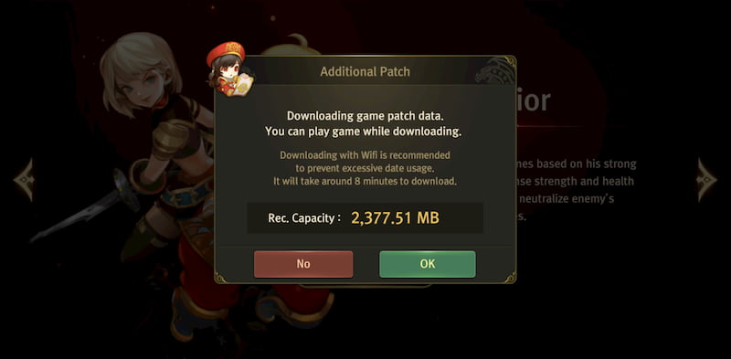 Wod Download patch