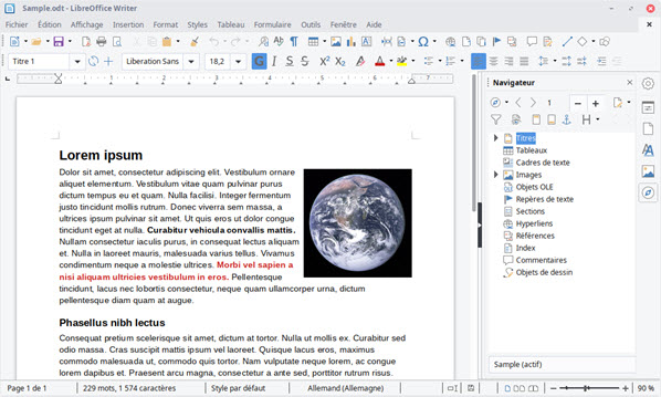 Free alternatives to Microsoft Word