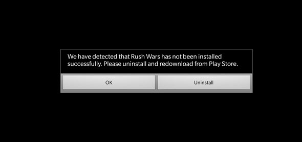 Rush Wars: Download the new game from the creators of Clash