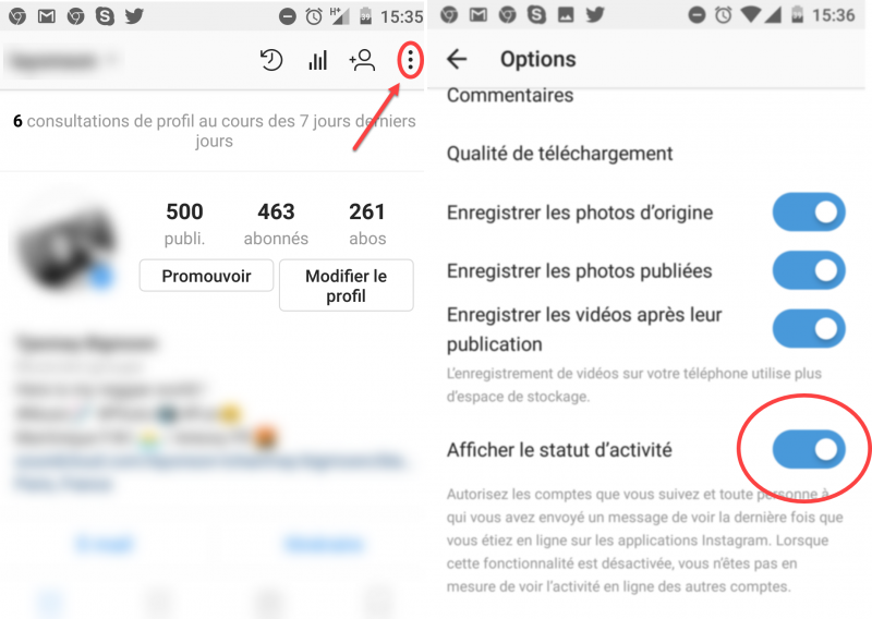 Instagram now displays who is connected: how to hide your