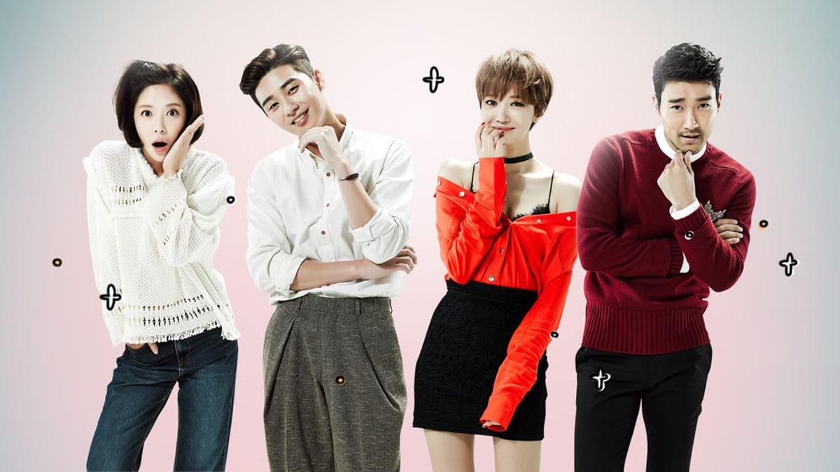Dramas coréens (She Was Pretty)