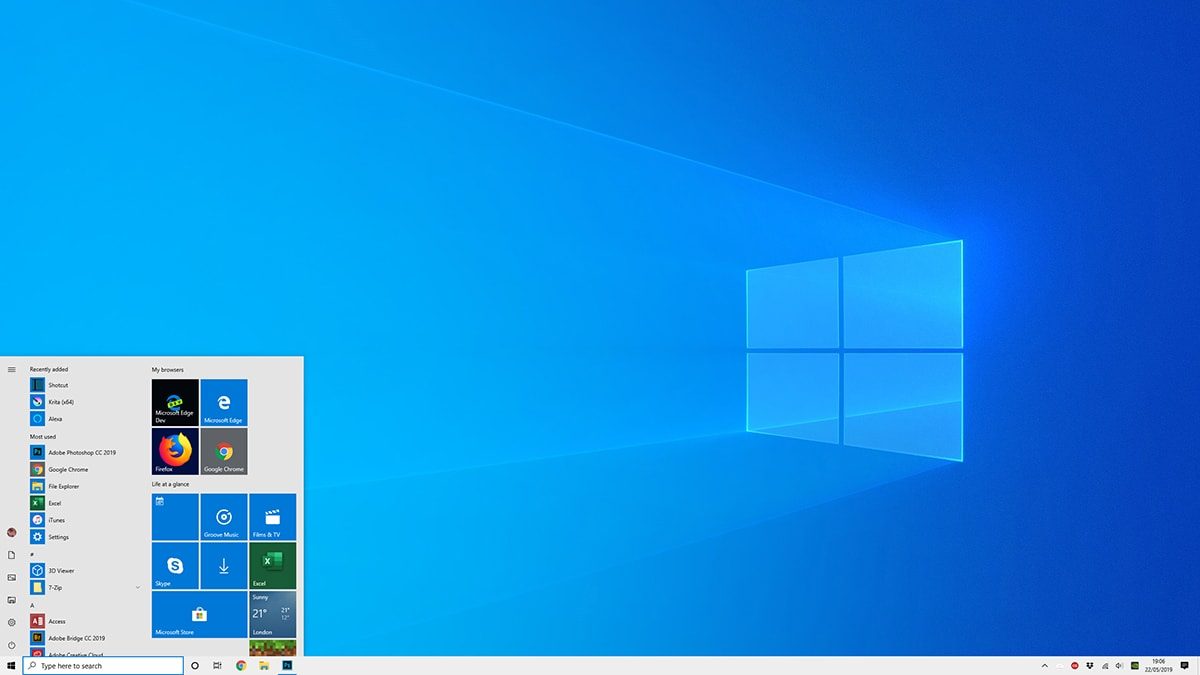 Windows 10 May