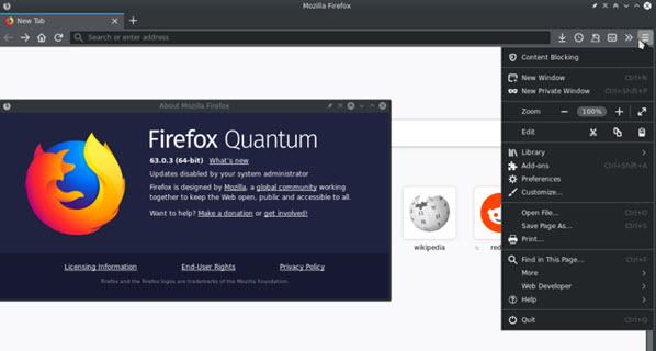Librefox