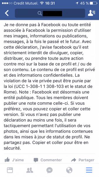 message-facebook