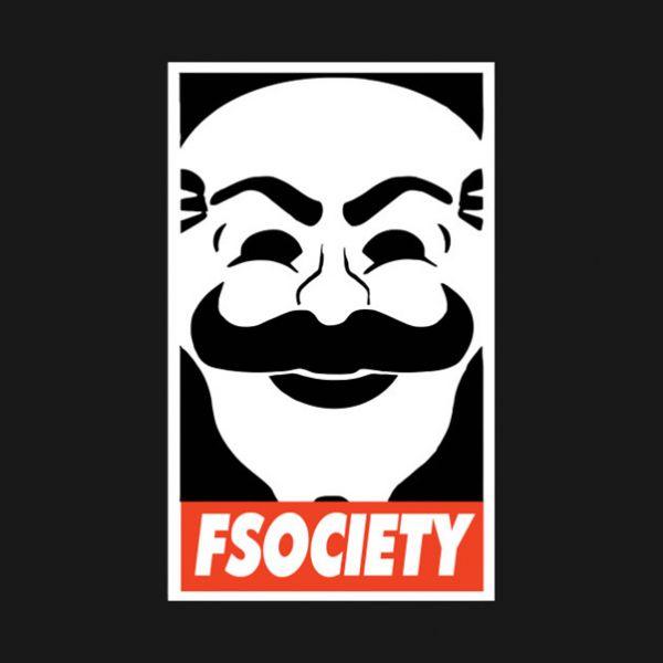 Mr Robot FSociety