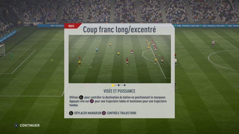 coups francs FIFA 17