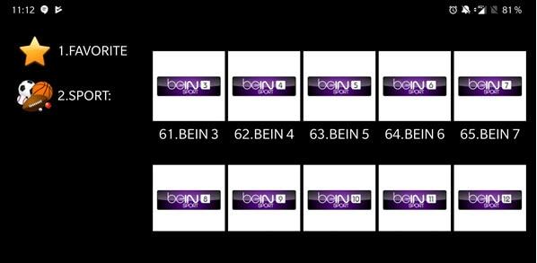 BeIN IPTV APP