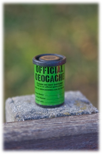 cache-geocaching